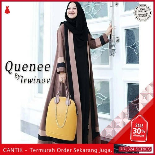 Jual RRJ324D141 Dress Queene Maxy Wanita Mc Terbaru Trendy BMGShop
