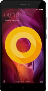 Redmi not 4 Android Oreo update date, redmi not 4 update