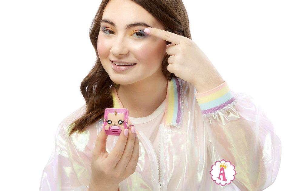 Тени со слаймом Rainbow Surprise Makeup Slime от создателей Лол Сюрприз