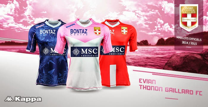 France Released   Leaked Club Kits 2014-15 Season (Gallery)  23c7c6850