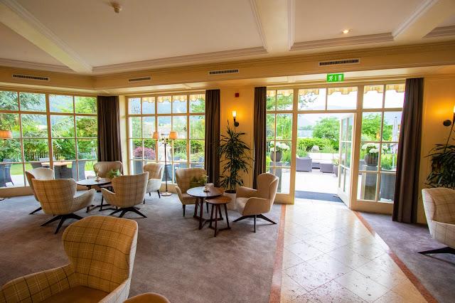 Sala interna-Hotel Das Majestic-Brunico