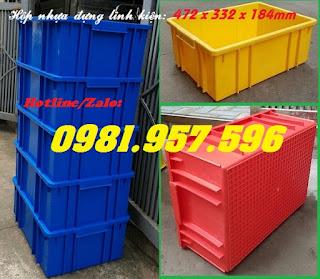 Khay nhựa đựng dụng cụ, khay nhựa B3, hộp nhựa B3