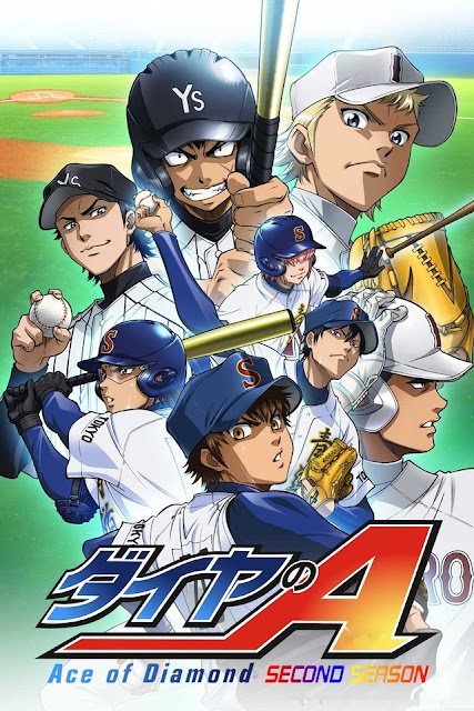 Diamond no Ace S2 31/?? [Sub Español] [Mega]