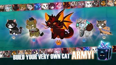Games Castle Cats Mod Apk