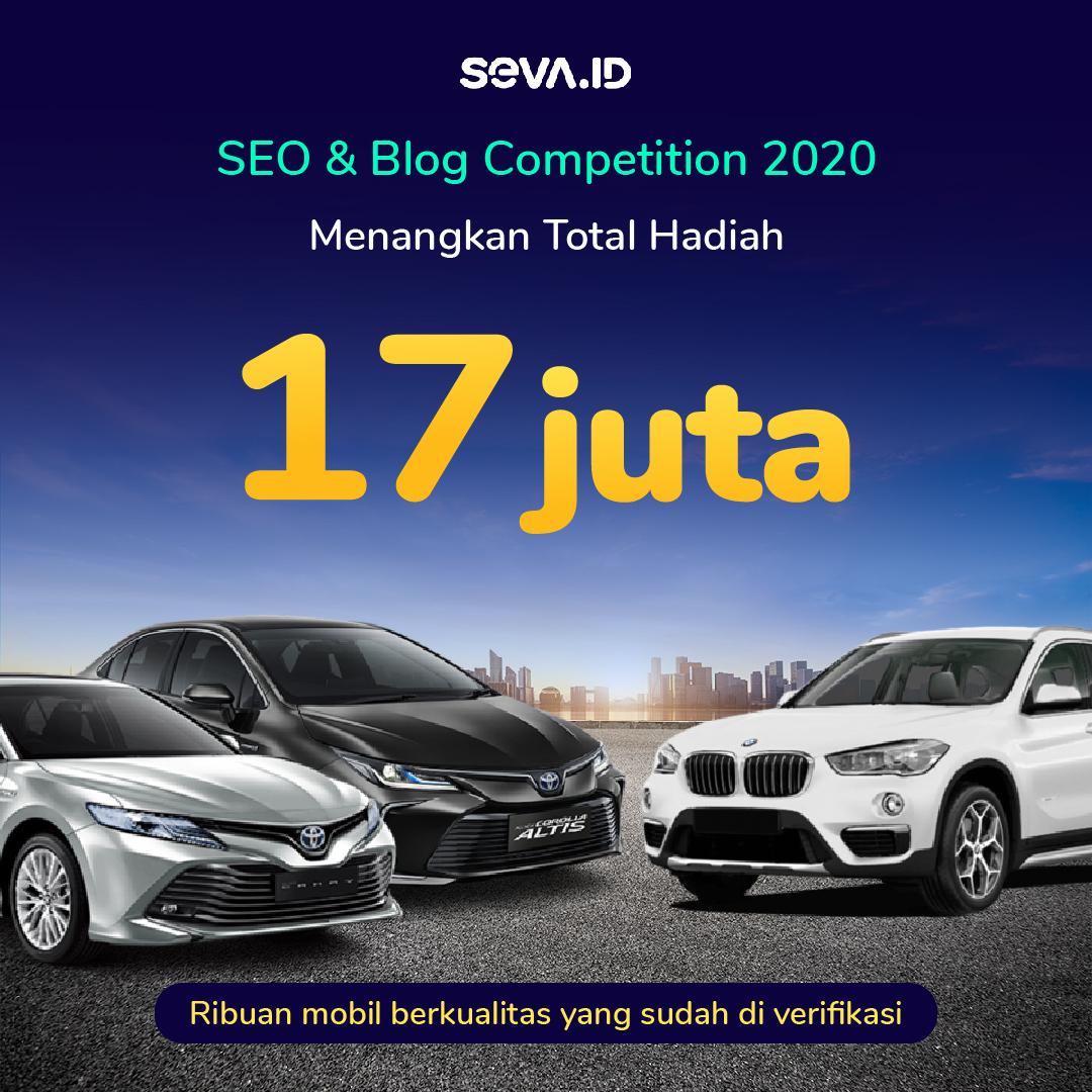 Banner SEVA Pusat Mobil Murah