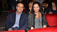 """Fabrizio Frizzi, la moglie di Conti scrive a Carlotta Mantovan: """"Ti voglio bene"""""""