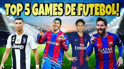 Melhores games de Futebol para celular