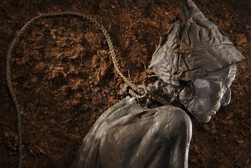 Mengaku Bunuh Istrinya tapi Jasad yang Ditemukan Berusia 1.600 Tahun