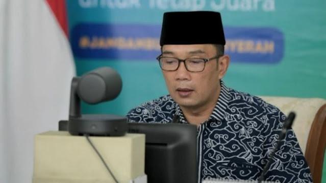 Sindir Ridwan Kamil, Pengamat Politik: Jawa Barat Menjadi Provinsi Miskin