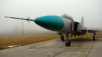 Истребитель-перехватчик Су-15