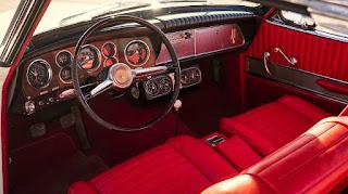 1962 Studebaker Gran Turismo Hawk  Interior