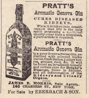 antigo anuncio gim gin medicamento
