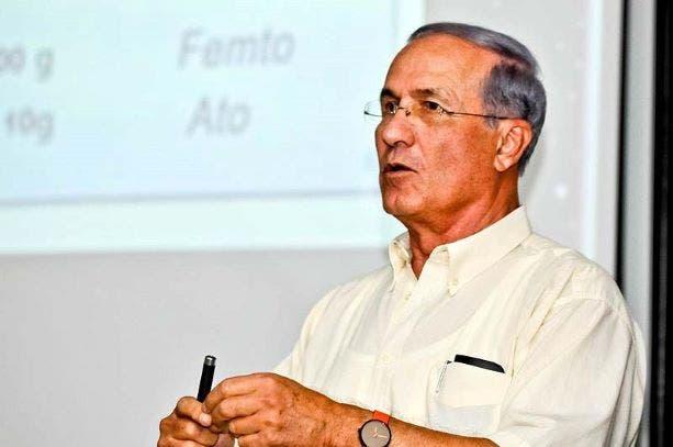 Israel's former head of space security program retired General Haim Eshed.