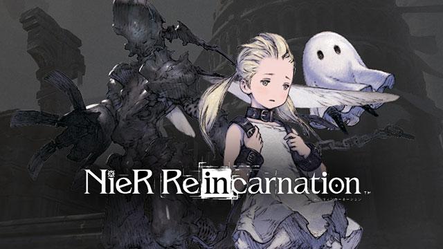 nier reincarnation, nier automata, game mobile nier, download game nier, nier android