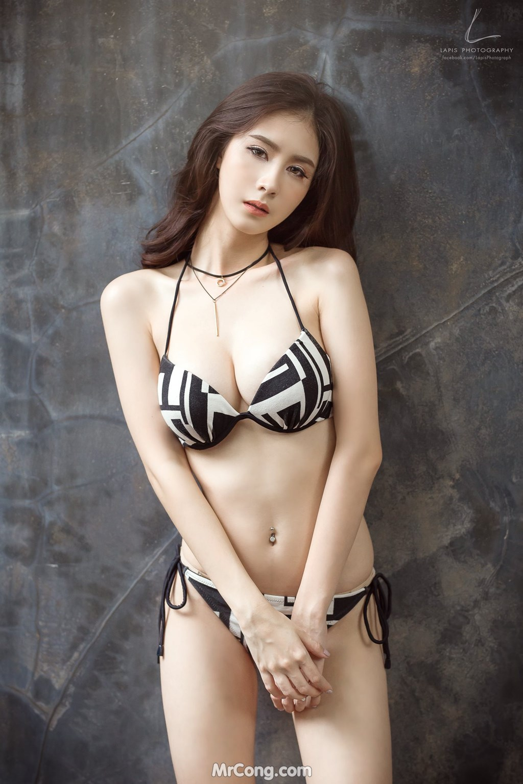 Image Thai-Model-No.480-Thanyarat-Rodpol-MrCong.com-007 in post Thai Model No.480: Người mẫu Thanyarat Rodpol (24 ảnh)