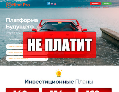 Скриншоты выплат с хайпа nitot.pro