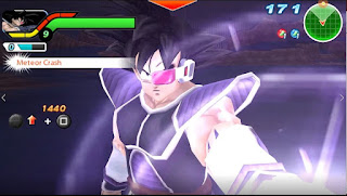 DBZ Tenkaichi Tag Team MOD BT3 ISO Para Android+[ DOWNLOAD]