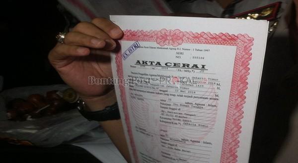 Akta Cerai Asli, Syarat Mutlak Janda - Duda Yang Pengin Kawin Lagi