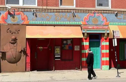 Funky Buddha Lounge Chicago, USA