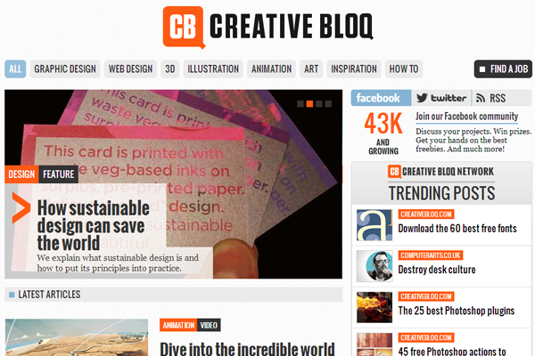 creative bloq | 41studio