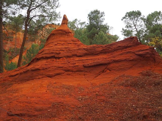 Руссильон, тропа охры (Roussillon, ocher trail)