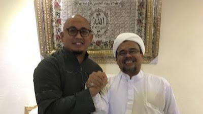 Habib Rizieq Sihab Minta Gerindra, PKS, PAN dan PBB Berkoalisi di Pilpres 2019!