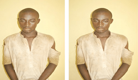 Police Arrests Teenager Who Sold His Brother to Ritual Killer to Pay Bride Price