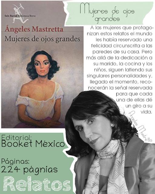 Mujeres de ojos grandes - Ángeles Mastretta