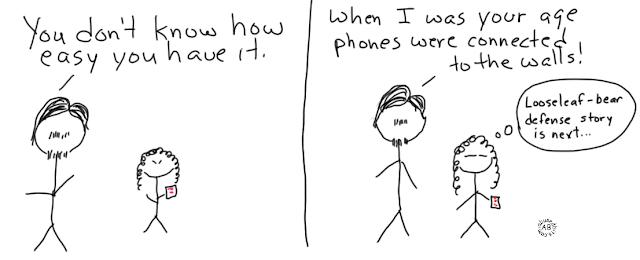 Phones to Millennials