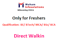 Moham-InfoSolutions-walkins-freshers-bangalore
