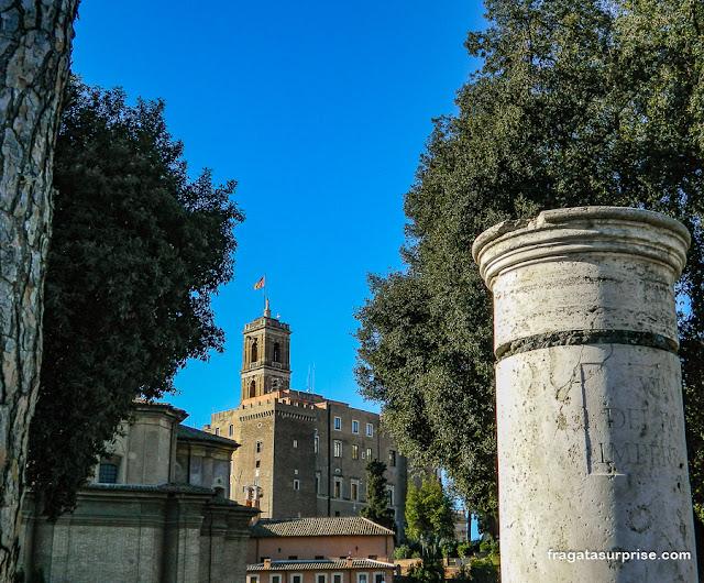 Palácio do Campidoglio, Roma
