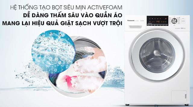 Máy giặt Panasonic NA-128VG6WV2