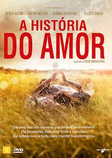A História do Amor - DVDRip Dual Áudio
