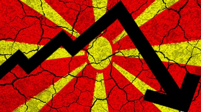 During Zaev's reign, Macedonia lost 15 places in the Heritage Report on Economic Freedom