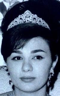 diamond tiara iran princess soraya pahlavi empress farah diba