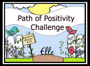 Path of Positivity Style Challenge #79 So excited to win a prize in this challenge for the first time!