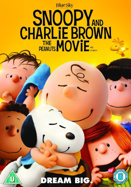 Snoopy and Charlie Brown: The Peanuts Movie - Review