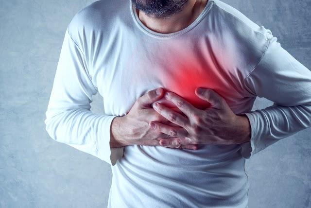 Possibilidade de infarto é 30% maior no inverno