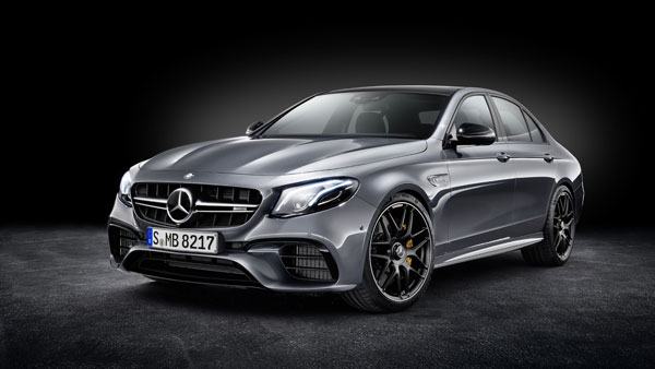 New 2018 Mercedes-AMG E 63 S 4MATIC+ Wallpaper