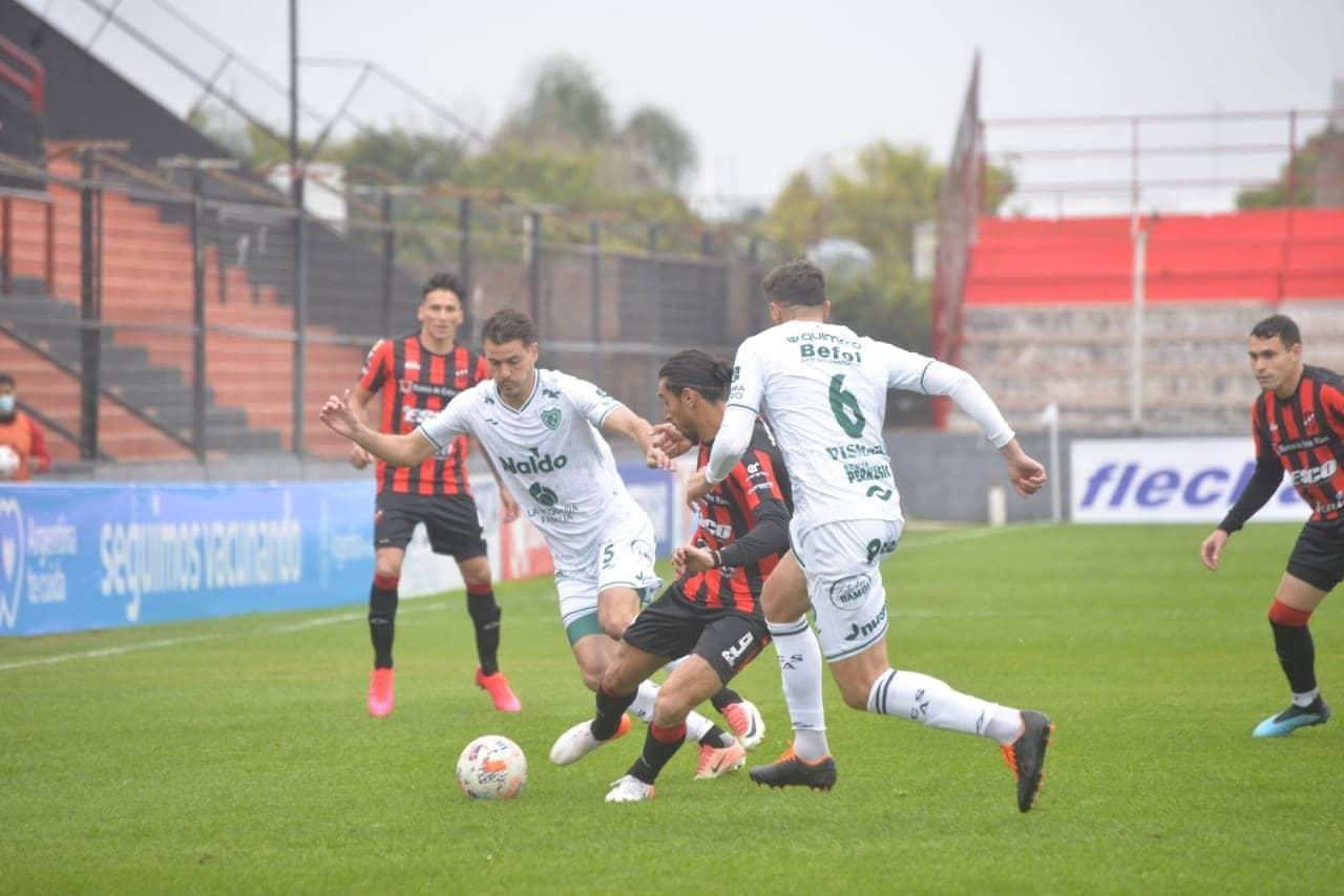 Patronato vence a Sarmiento y se aleja de la zona baja de los promedios para el descenso