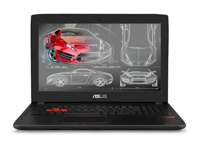 ASUS ROG Strix GL502VS-DB71