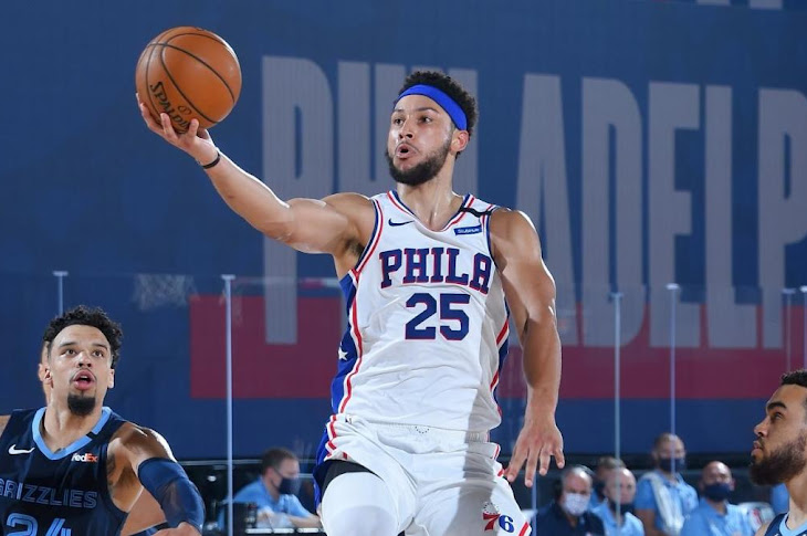 Ben Simmons Is Out Indefinitely