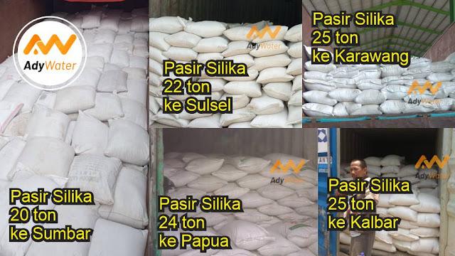 harga pasir silika, jual pasir silika, distributor pasir silika, supplier pasir silika