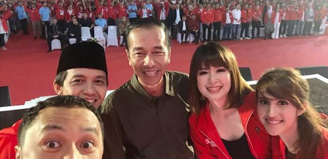 PSI Kena Semprot Ramai-ramai, Bikin Kacau Koalisi Jokowi Gara-gara…