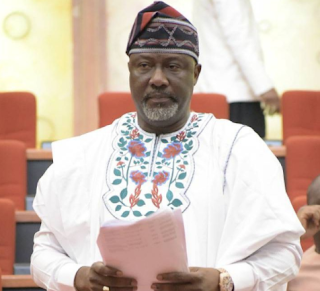Agents of darkness trying to poison me after 2 assassination attempts- Dino Melaye says