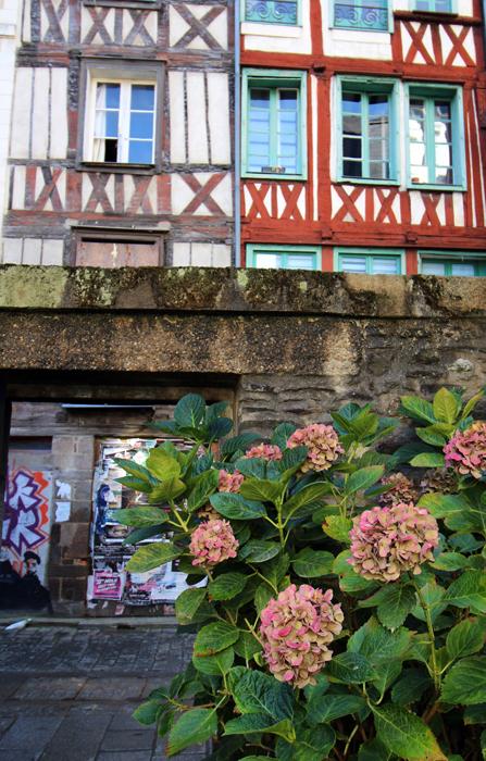 Rennes Fachwerk