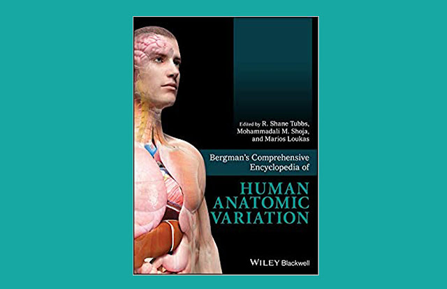 Download Bergman's Comprehensive Encyclopedia of Human Anatomic Variation 1st ed PDF for free