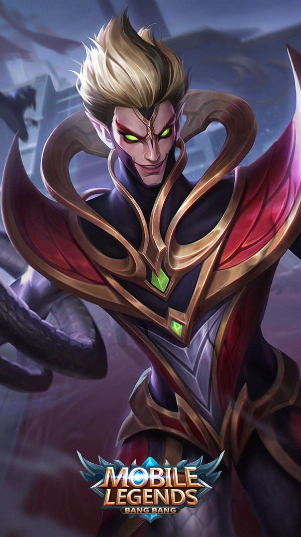 Wallpaper Khufra Apophis Skin Mobile Legends HD for Android and iOS