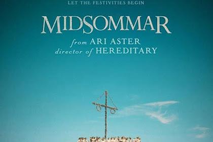 Film Horor Midsommar yang main di siang bolong tapi sangat menyeramkan dan megerikan