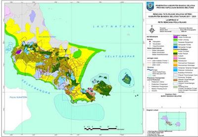peta kerusakkan lingkungan